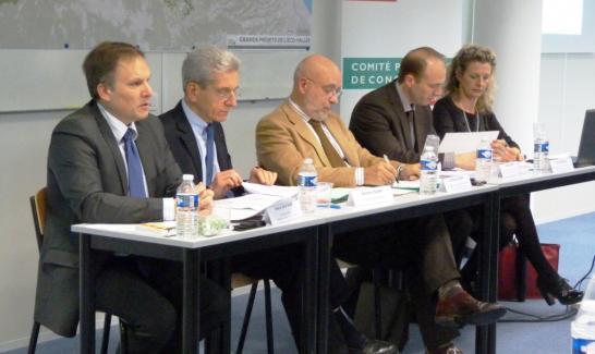 Deuxième séance du Comité Permanent de Concertation