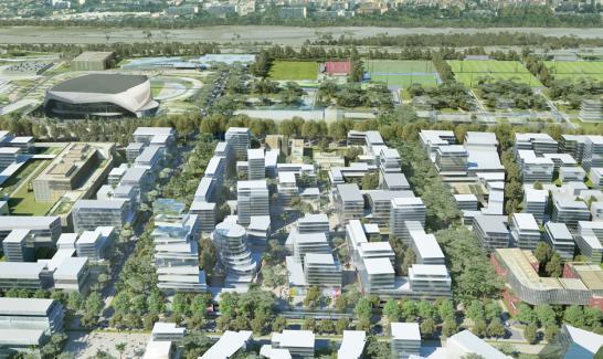 Nice Méridia, une technopole urbaine pour une ville intense