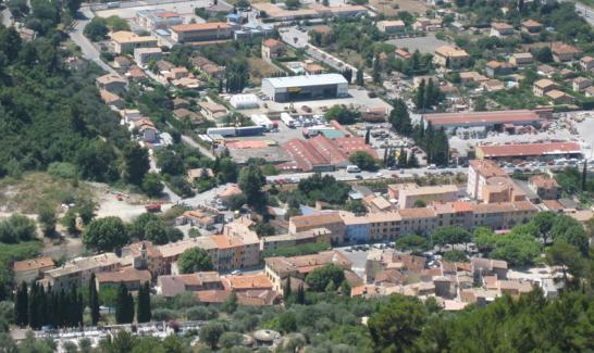 L'Eco-quartier de Saint-Martin-du-Var